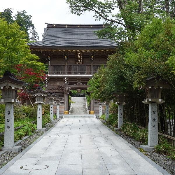 秋葉神社門