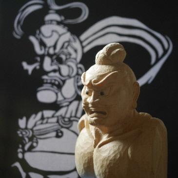 金剛力士 阿形