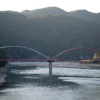 船明ダム湖消失2