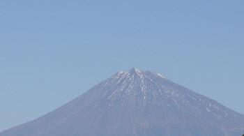富士山 初旬