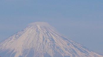 富士山 中旬