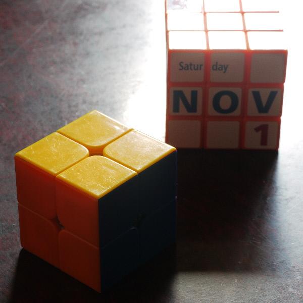 2×2×2キューブ