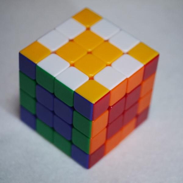 4x4x4キューブ1