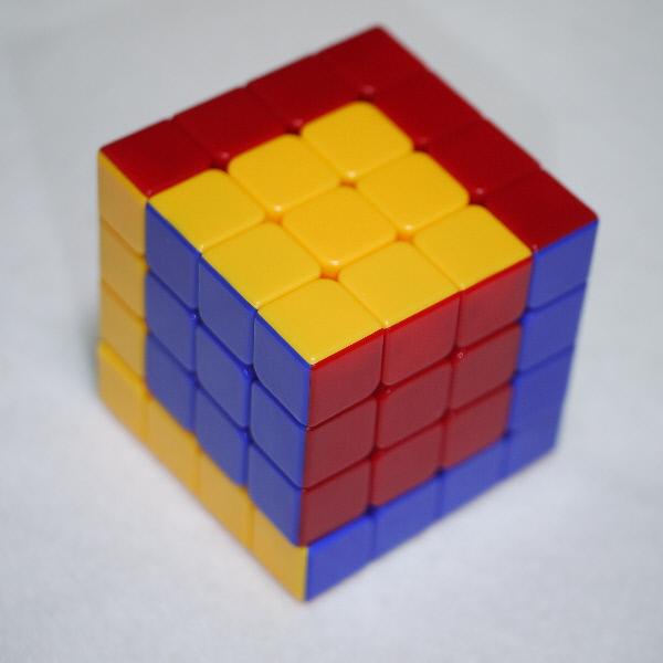 4x4x4キューブ3
