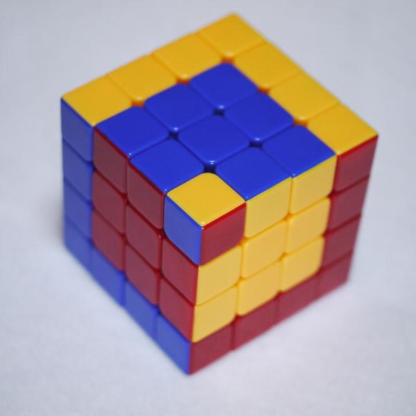 4x4x4キューブ4